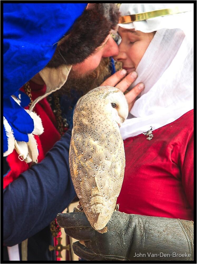 Abbey Medieval Festival  17 by John Van-Den-Broeke