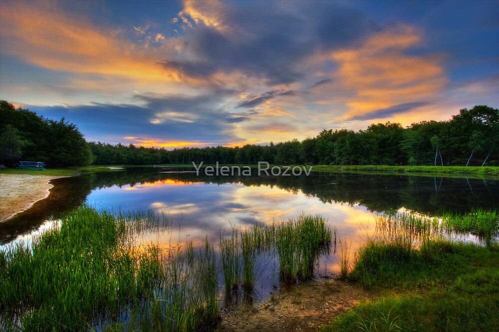 Birth of a Sunrise by Yelena Rozov