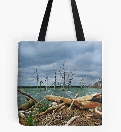 Driftwood Shores Tote Bag