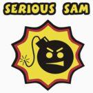 Serious Sam Replica T-Shirt  by HarryCane