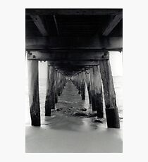 Point Lonsdale pier - 35mm Photographic Print