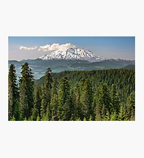 Mount Saint Helens from McClellan Overlook Photographic Print
