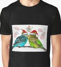 Christmas Cuddles Graphic T-Shirt