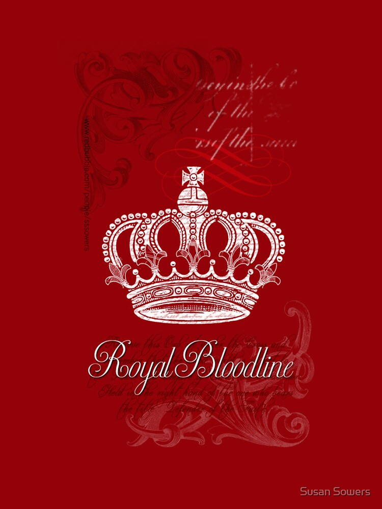 Royal Bloodline Red by SSSowers