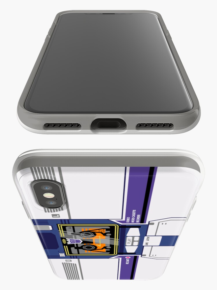Alternate view of Soundwave iPhone Case & Cover