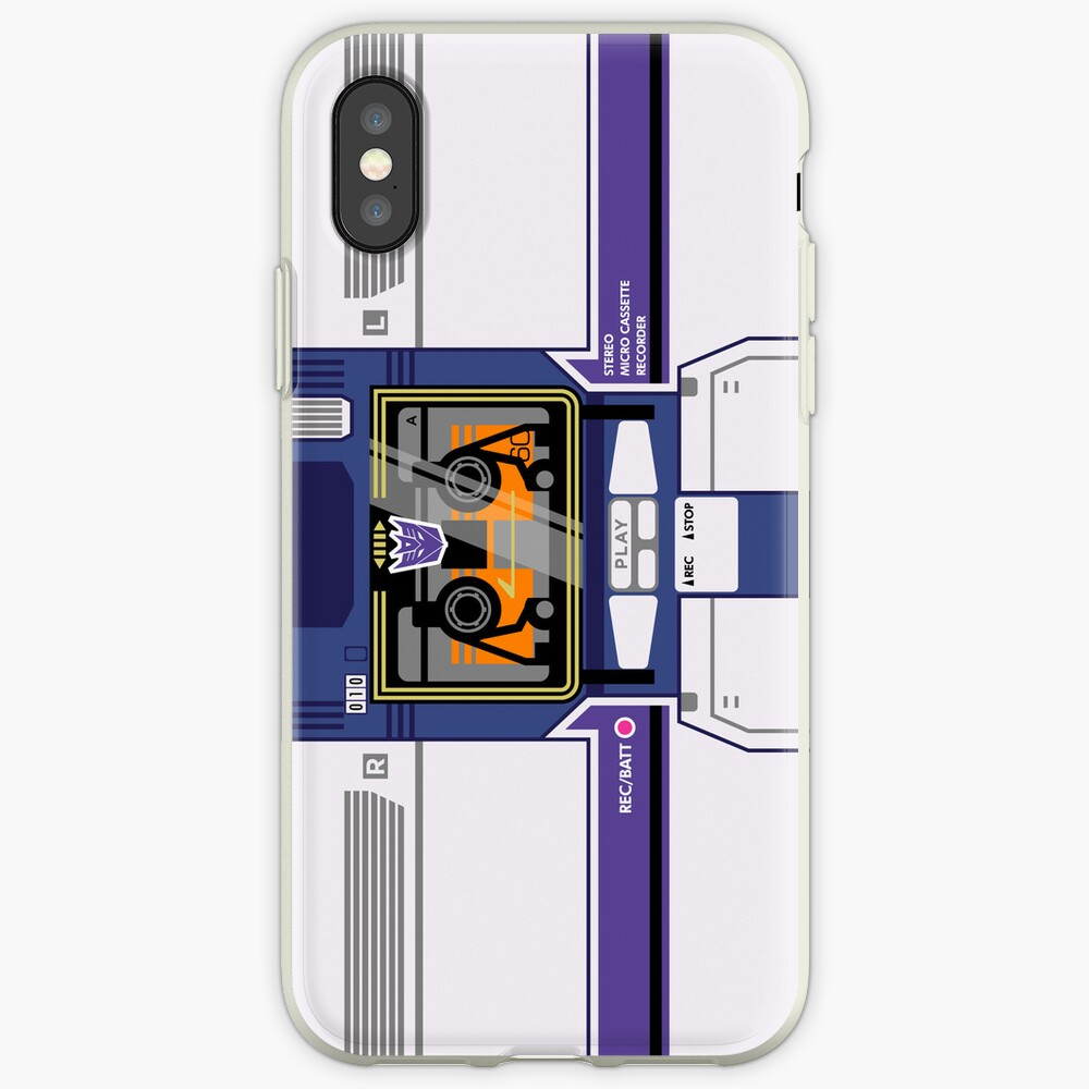 Soundwave iPhone Case & Cover