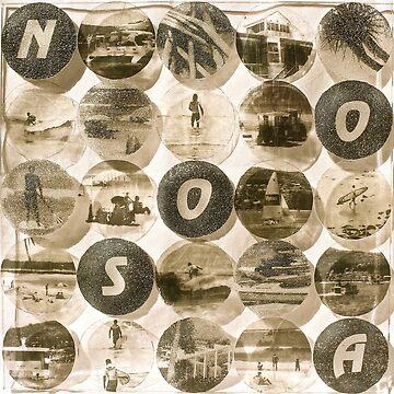 Noosa - Antiqued by Vikki-RaeBurns