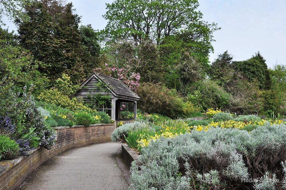 House in the Garden by Hilda Rytteke