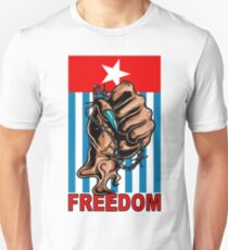 Freedom West Papua Morning Star Flag T-Shirt