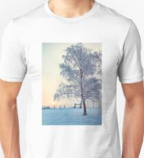 Northern Ireland Farm Sunset T-Shirt