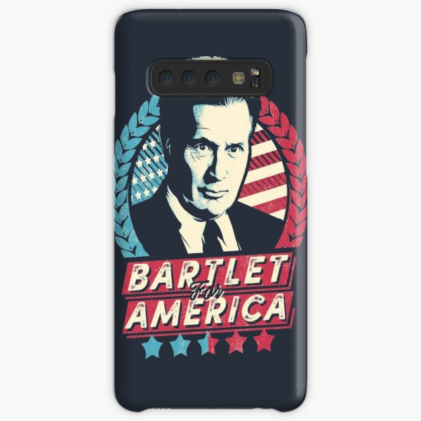 Bartlet for America  Samsung Galaxy Snap Case