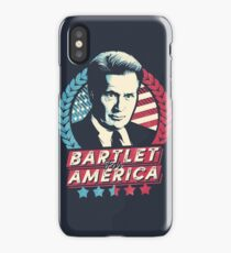 Bartlet for America  iPhone Case