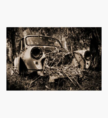 My Old Car Photographic Print