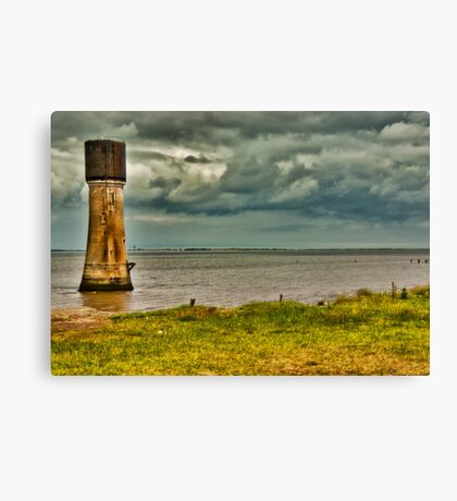 River Humber Canvas Print
