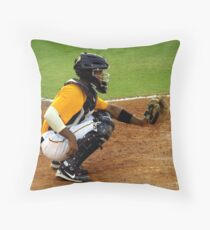 An Evening At The Game ~ Part Two Throw Pillow