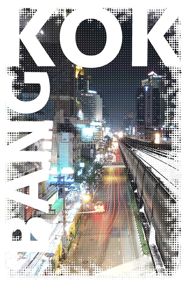 Bangkok Skytrain by muli84
