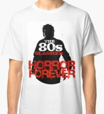 The 80s Slasher Classic T-Shirt