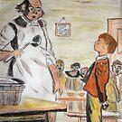 Oliver Twist by GEORGE SANDERSON