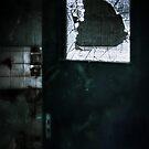 Behind the door by Nikki Smith (Brown)