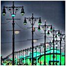 Boardwalk Lights by Chris Lord