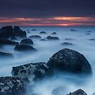 Moss Beach Mist by Toby Harriman