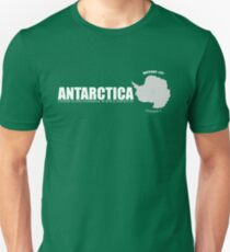 ANTARCTICA - Station 4 : Outpost #31 Unisex T-Shirt