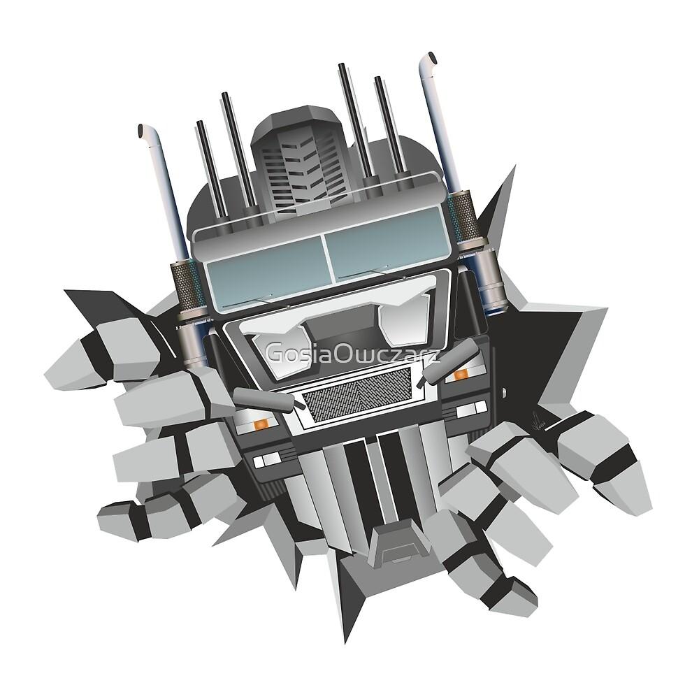 Robot by GosiaOwczarz