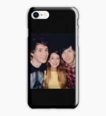 zoe, dan, & phil iPhone Case/Skin
