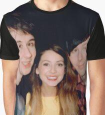 zoe, dan, & phil Graphic T-Shirt