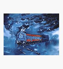 The Starlight Express Photographic Print