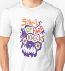 School Of Hard Knocks violet Unisex T-Shirt