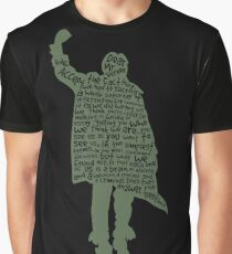 The Breakfast Club - Sincerely Yours Graphic T-Shirt