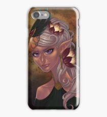 Elven Maiden iPhone Case/Skin