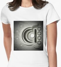 Inner Minds Womens Fitted T-Shirt