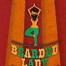 Bearded Lady by Marco Recuero