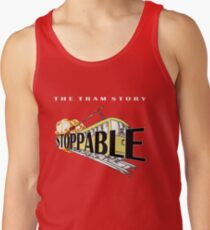 STOPPABLE - the tram story Tank Top