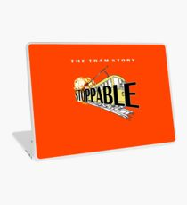 STOPPABLE - the tram story Laptop Skin