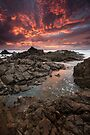 """""""Inferno"""" ∞ Hastings Point, NSW - Australia by Jason Asher"""