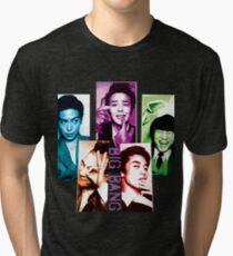 Big Bang  Tri-blend T-Shirt