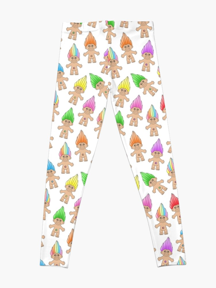 Alternate view of Troll Magic Leggings