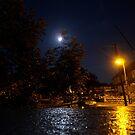 Full Moon Street by peyote