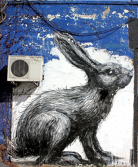 Run Rabbit, Run! by jahina