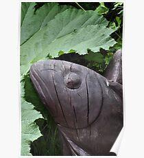 wid fish Poster