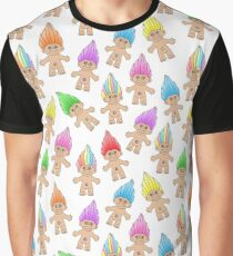 Troll Magic Graphic T-Shirt