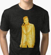 Billy Fury GOLD Tri-blend T-Shirt