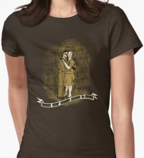 From Out Life's Muck & Mire Women's Fitted T-Shirt