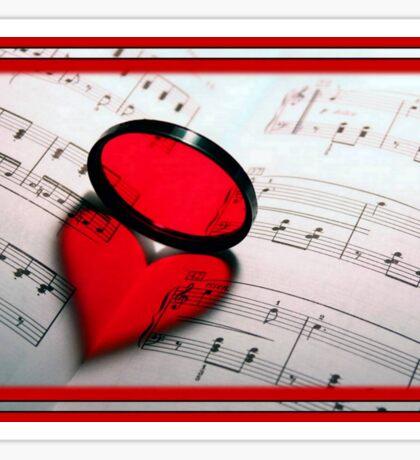 Our Tune Sticker