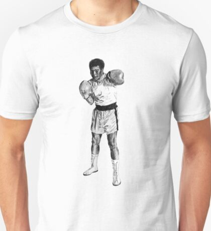 Boxing Champ M. Ali. Rumble in the Jungle T-Shirt