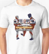 1850 - Shin kicking Gold Medalist T-Shirt
