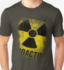 Let's get RADIOACTIVE! Unisex T-Shirt